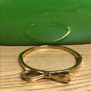 Gold Tone Kate Spade ♠️ Bracelet